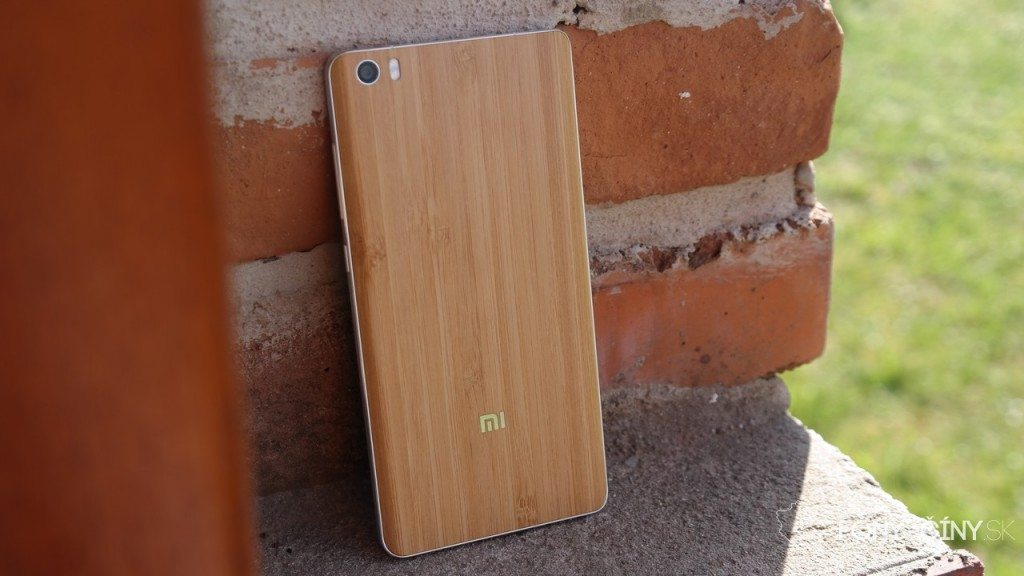 Xiaomi Mi Note bambus