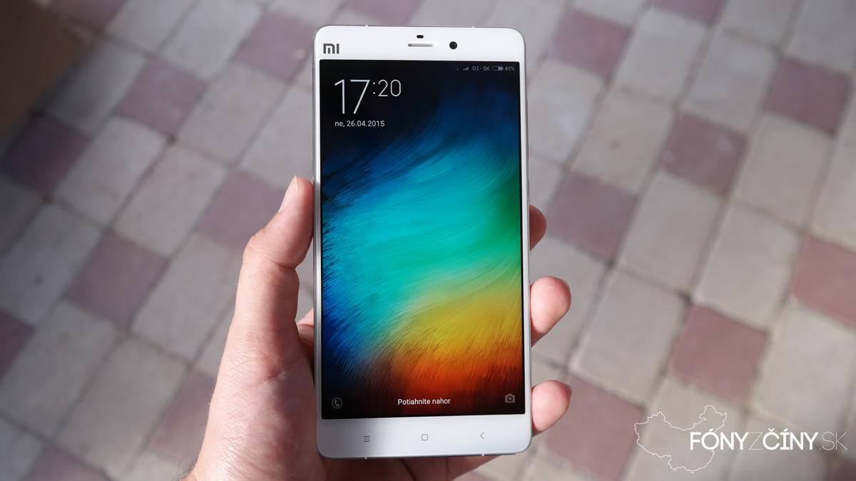 Súčasná generácia Xiaomi Mi Note