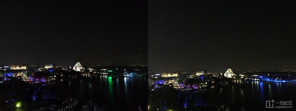 OnePlus 2 night