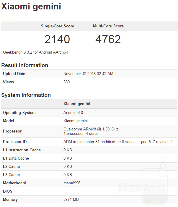 Xiaomi-Gemini-mi5-benchmark-geekbench