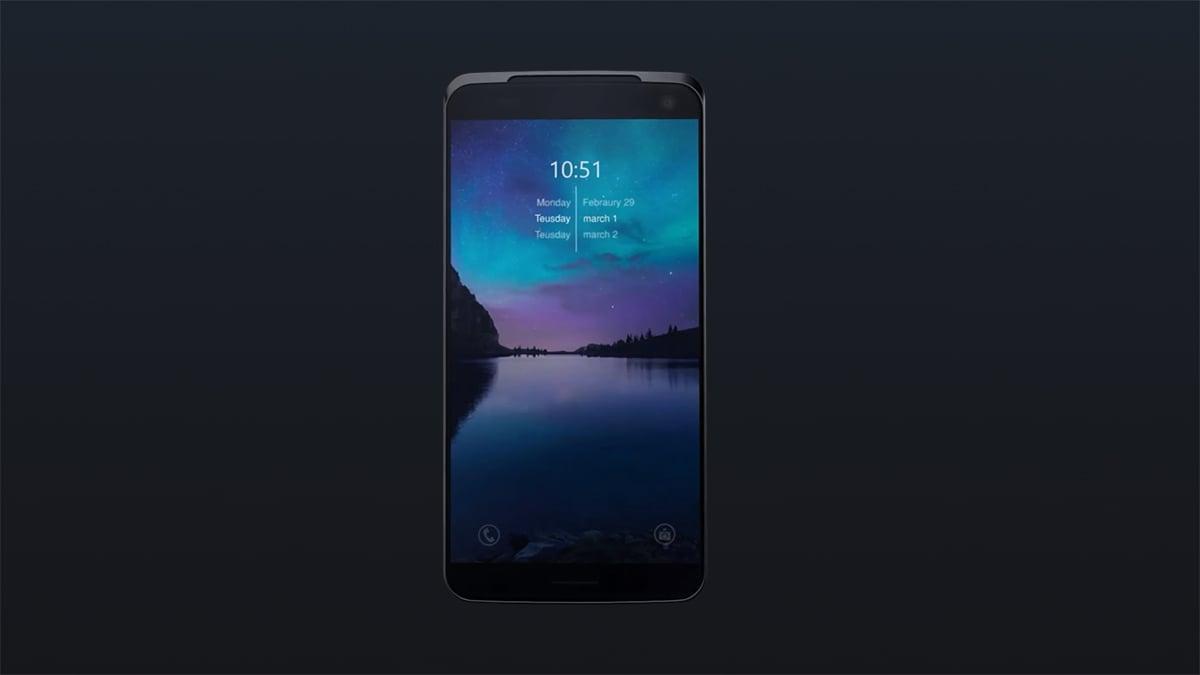 Koncept OnePlus 3
