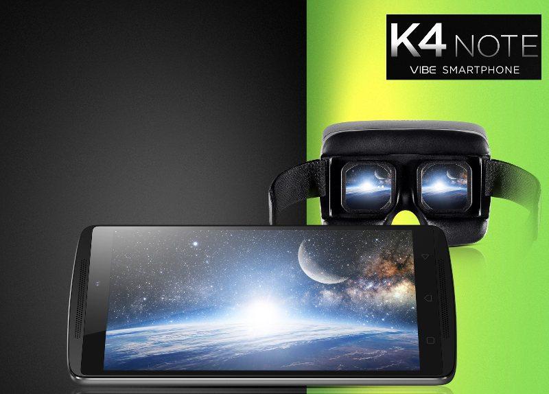 Lenovo K4 Note