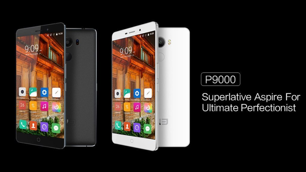 elephone-p9000-predobjendavky