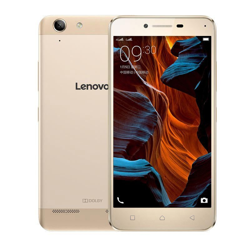 lenovo lemon 3 gold