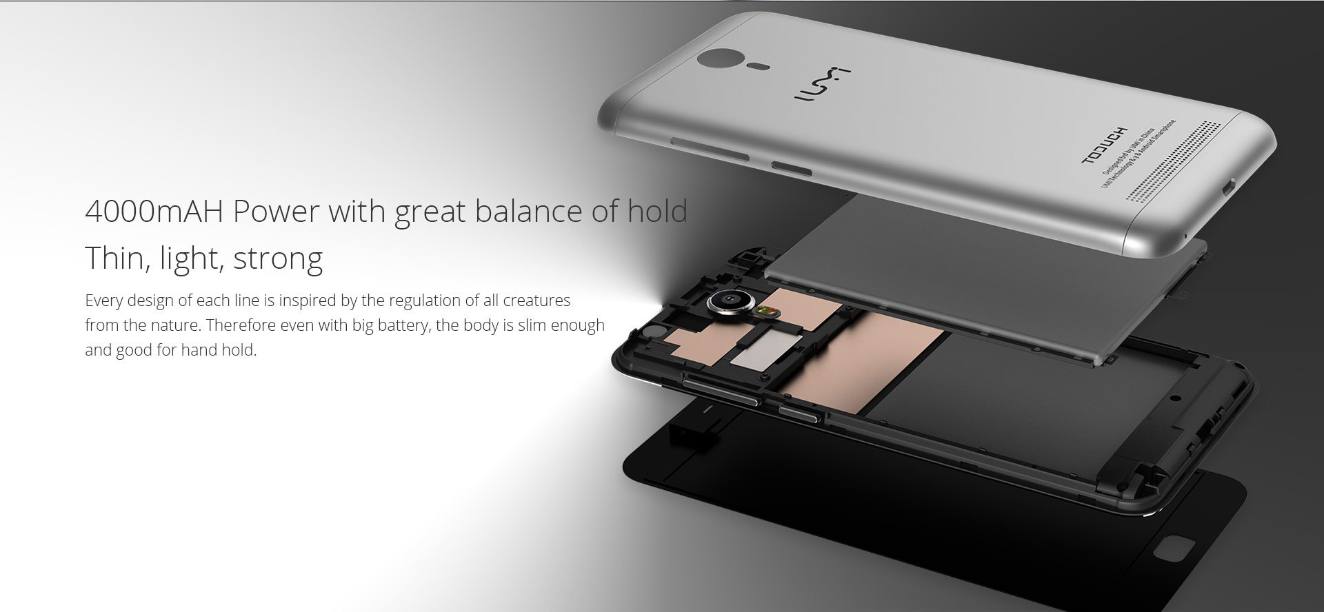 umi touch 5