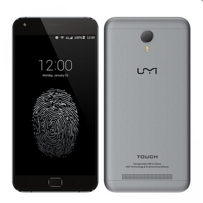 umi touch coolicool4