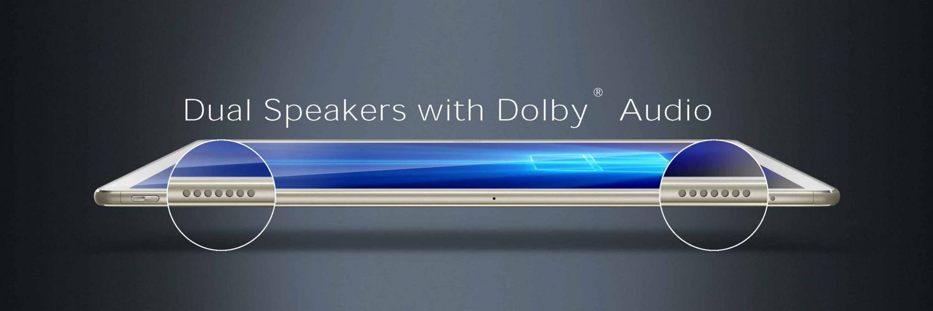 huawei matebook dolby