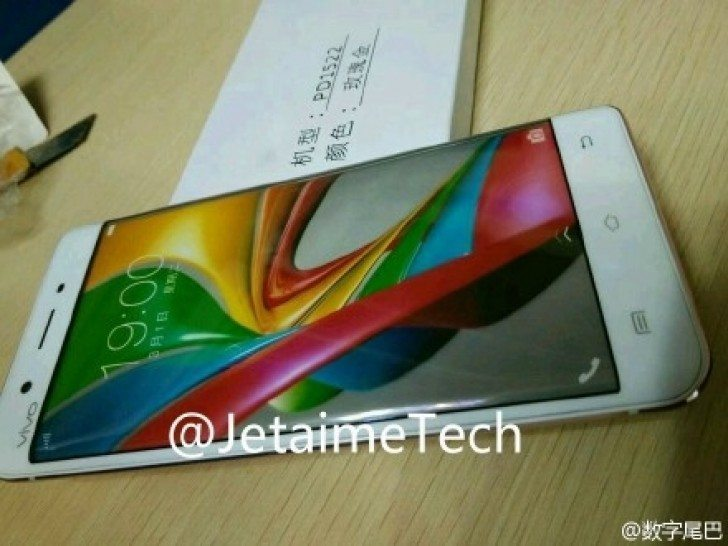vivo xplay 5 leak