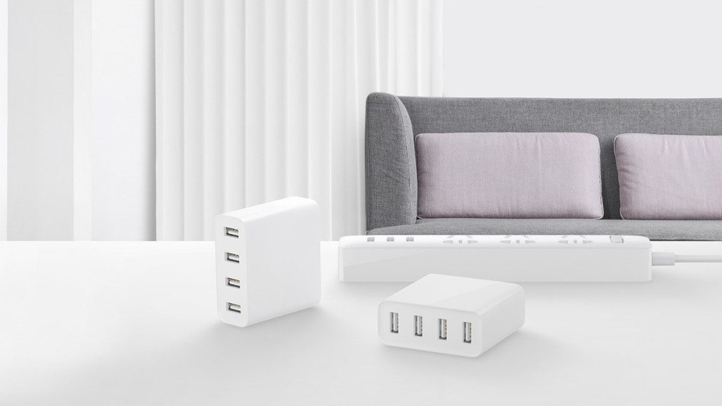 Xiaomi-Mi-Quad-USB-Ports-Power-Charging-Adapter