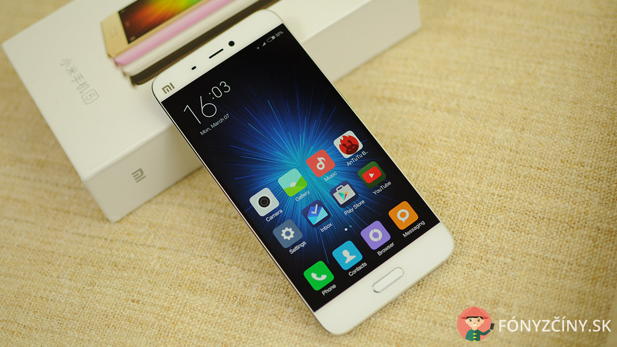 Model Xiaomi Mi5