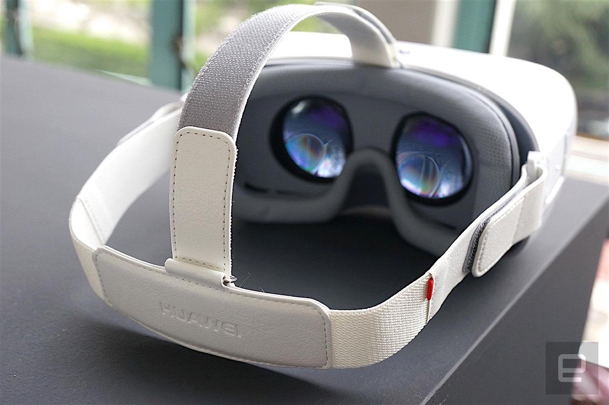VR headset od Huawei