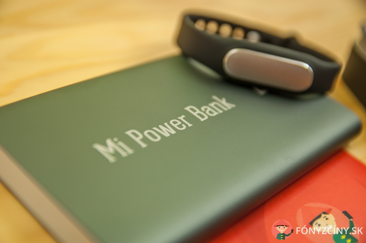 Laserové gravírovanie Xiaomi power banky od eshopu iBuygou.com