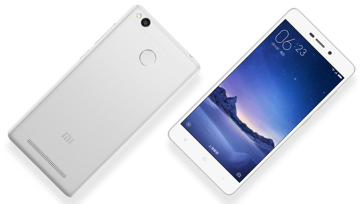 Nedávno predstavený Xiaomi Redmi 3S