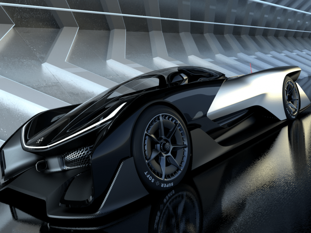 faraday future FZERO1-2