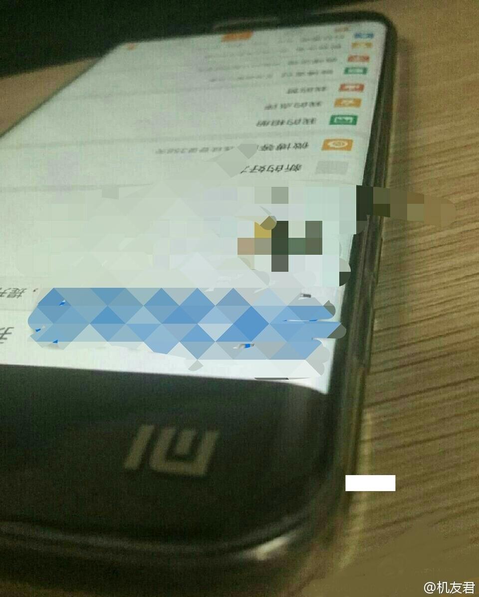 Xiaomi Mi Note 2 so zahnutým displejom