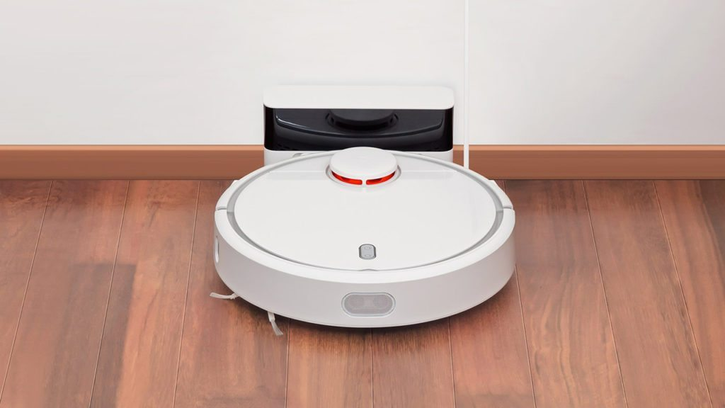 robotický vysávač