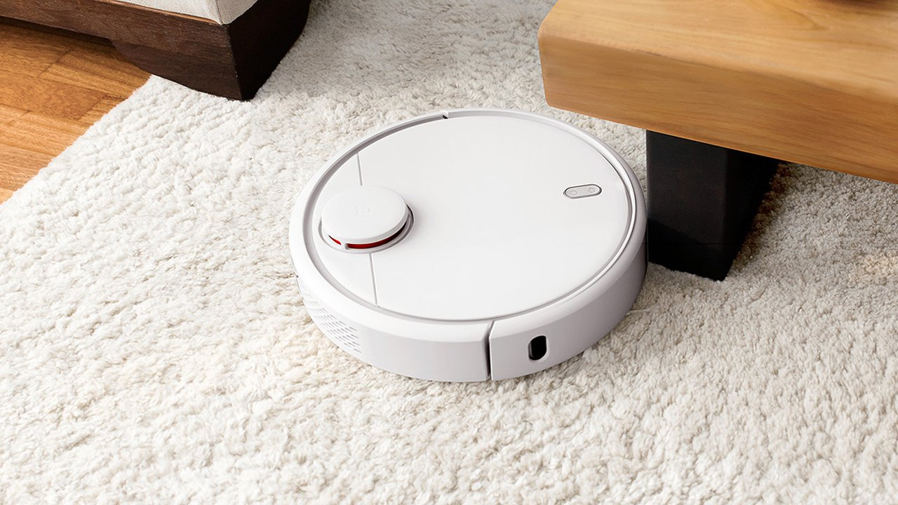 robotický Xiaomi vysávač