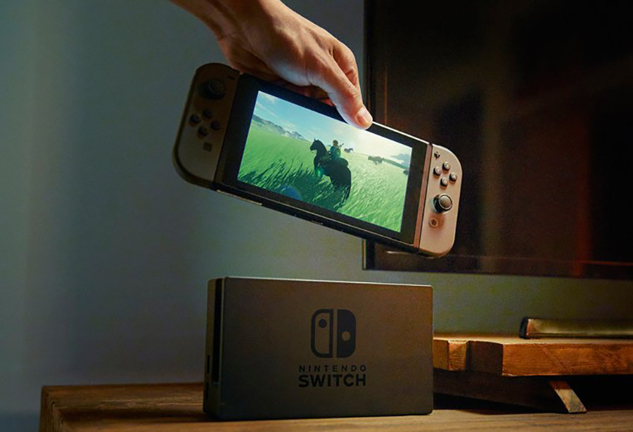 18d5f0611 Hybridná herná konzola Nintendo Switch príde už budúcu jar