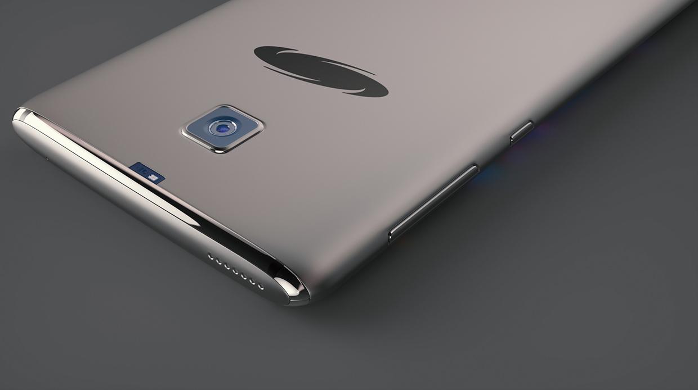 Koncepty smartfónu Galaxy S8