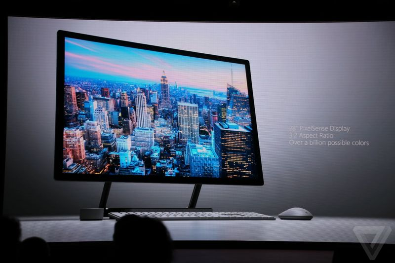Microsoft Surface Studio PC -