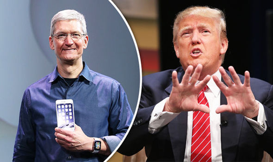 donald-trump-tim-cook-foto