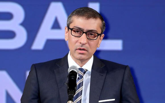 CEO Nokie - Rajeev Suri