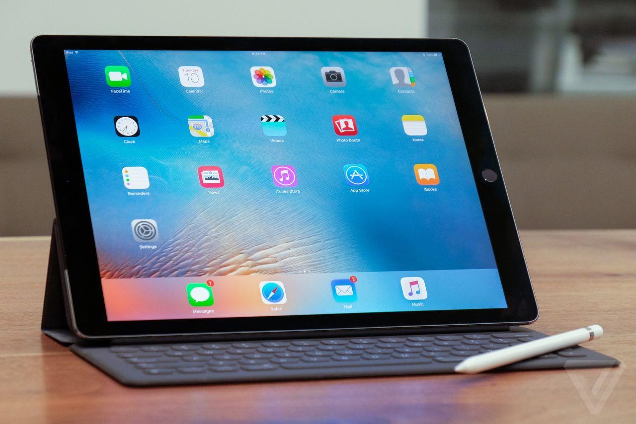 iPad Pro s Apple Pencil