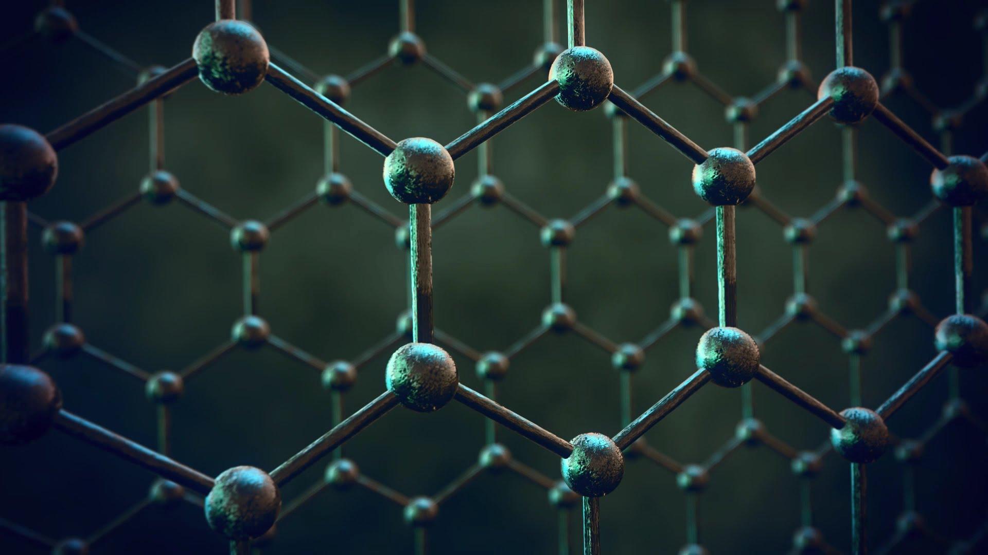 Spôsob uloženia atómov grafénu