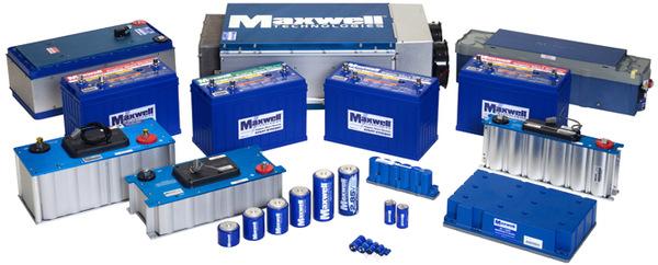 maxwell-kondenzatory