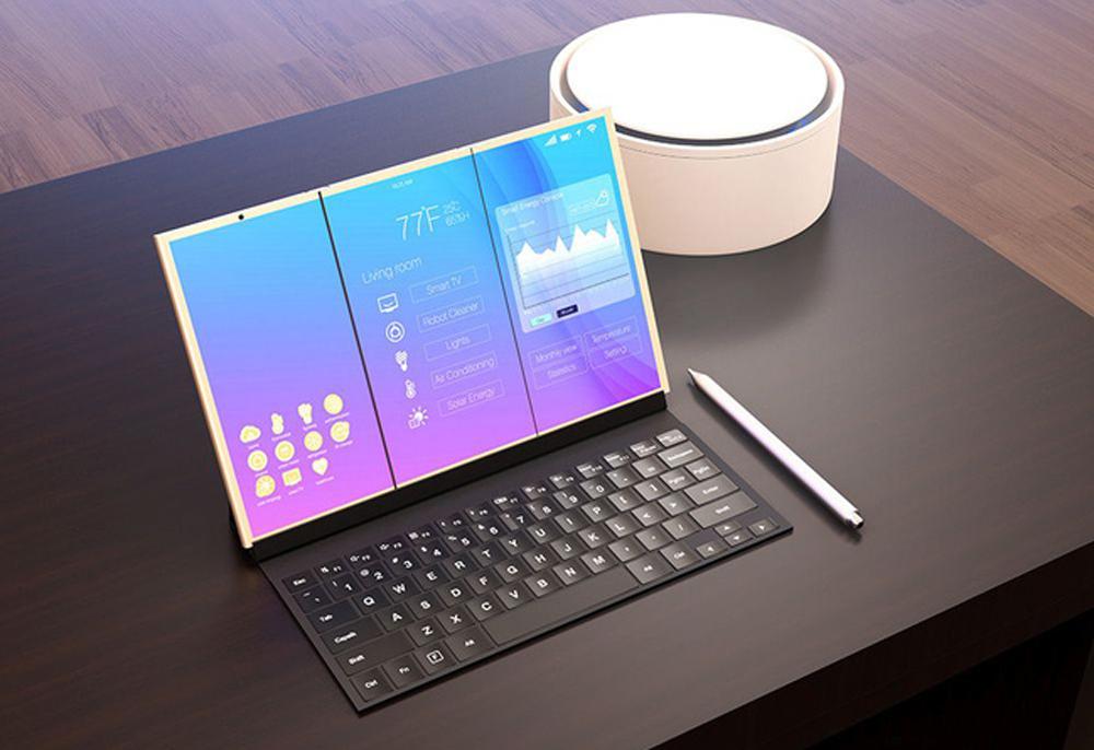 skladací smartfón