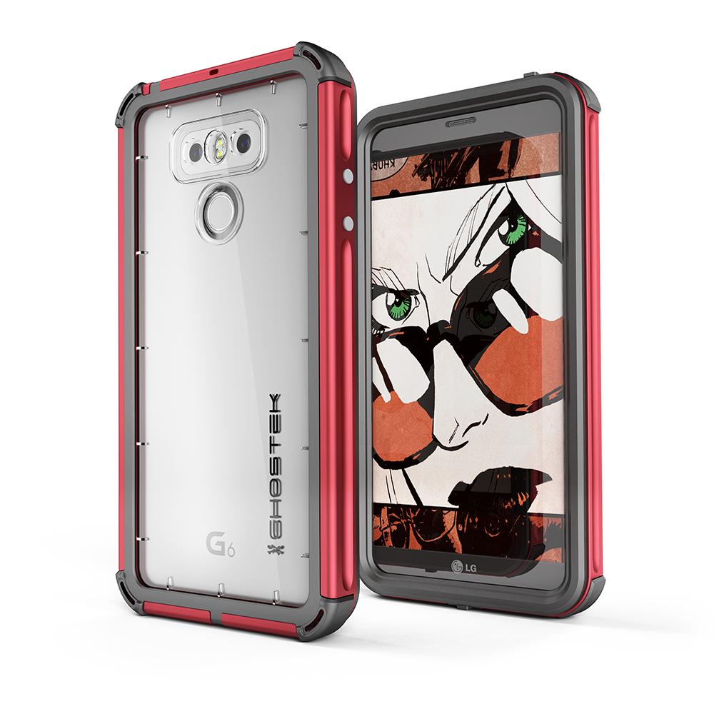 LG G6 s odolným puzdrom od Ghostek