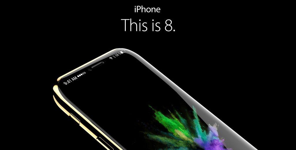 iPhone8 koncept