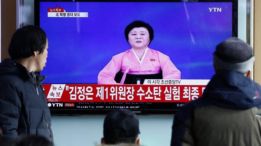 north-korea-tv