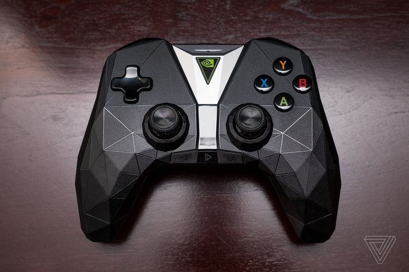 Nvidia Shield TV media box-3