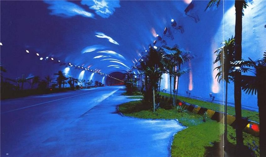 qinling-tunnel