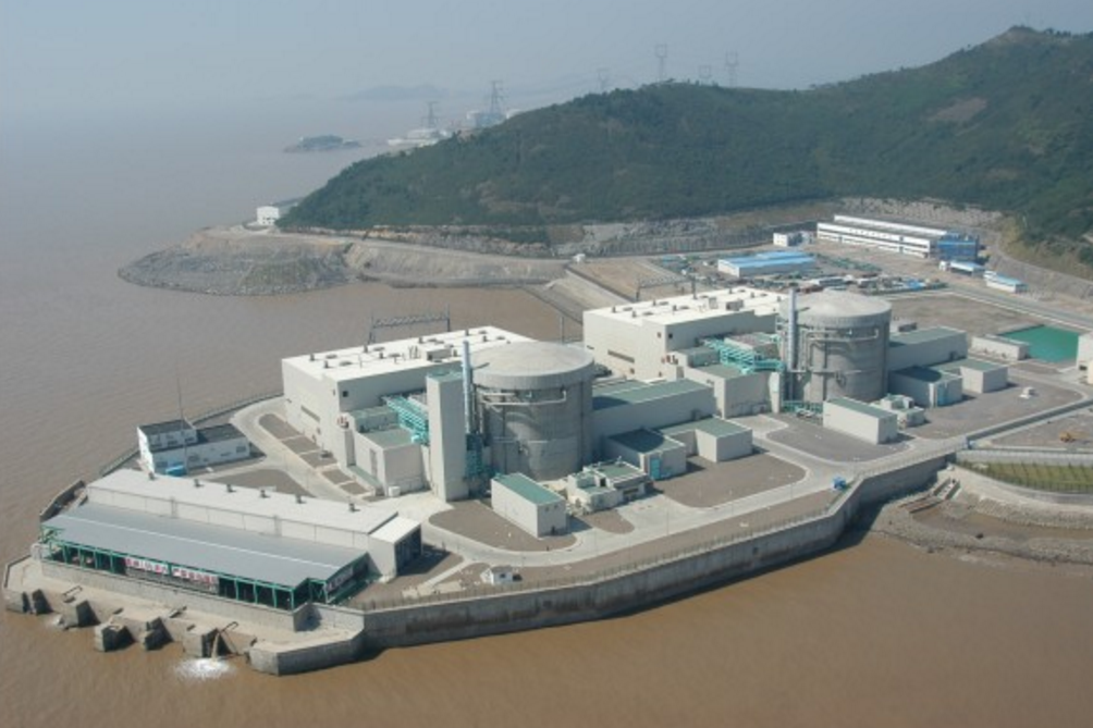 Qinshan Nuclear Power Plant