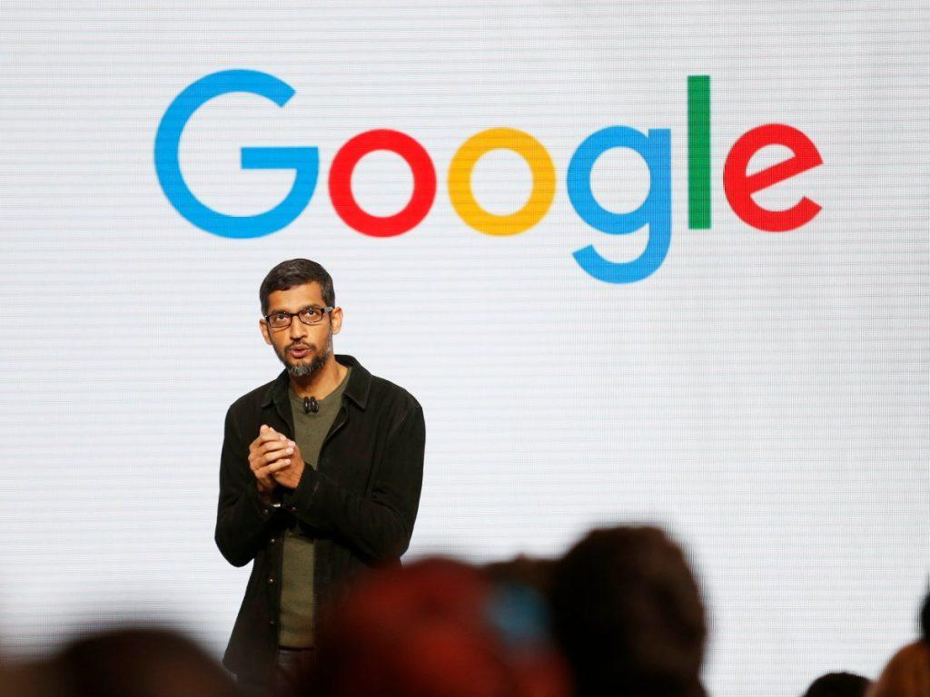 Sundar Pichair google