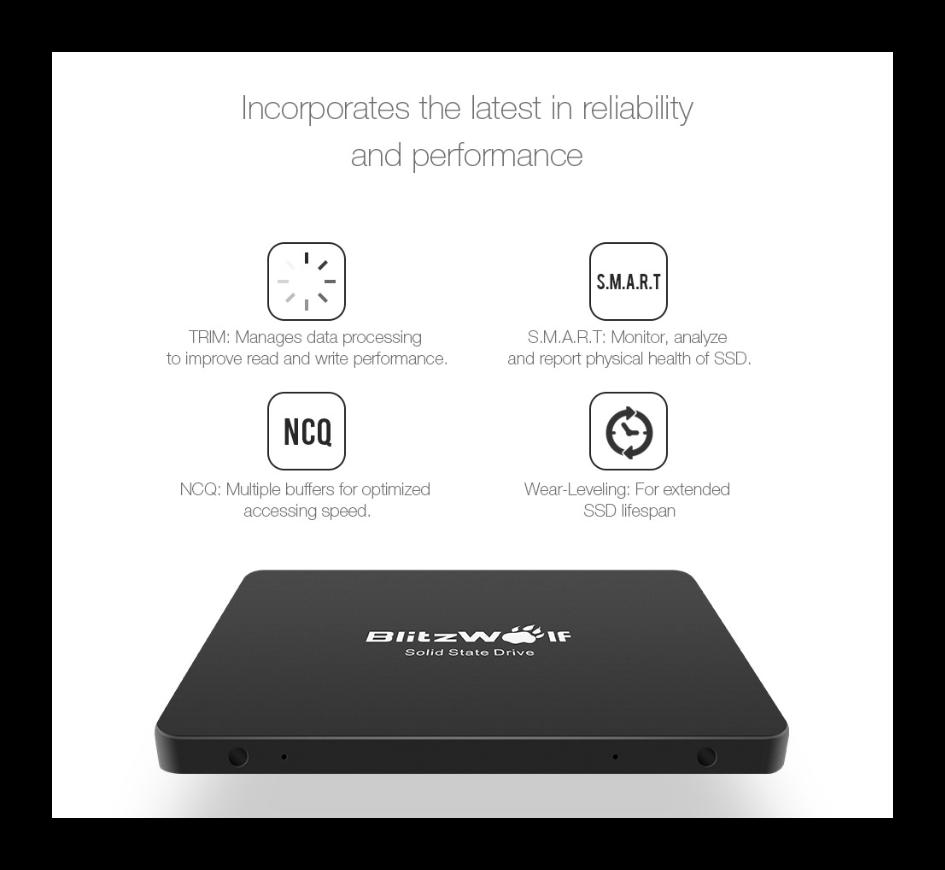 BlitzWolf SSD