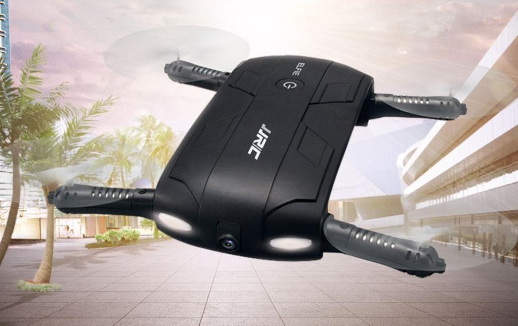 dron jjrc-h37-elfie