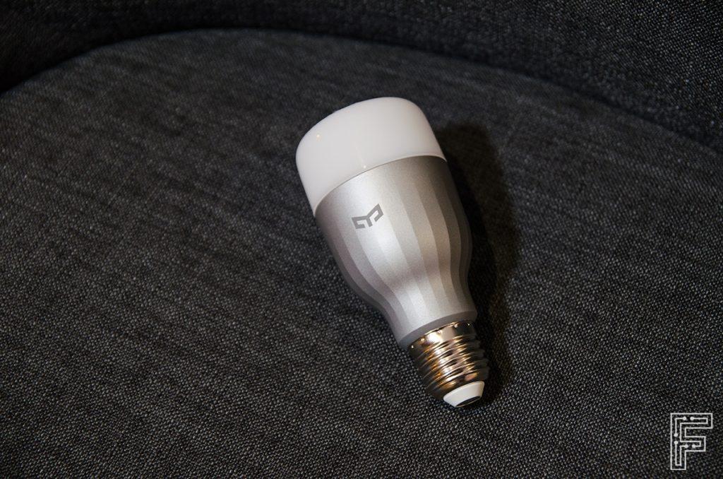 Xiaomi Yeelight žiarovka