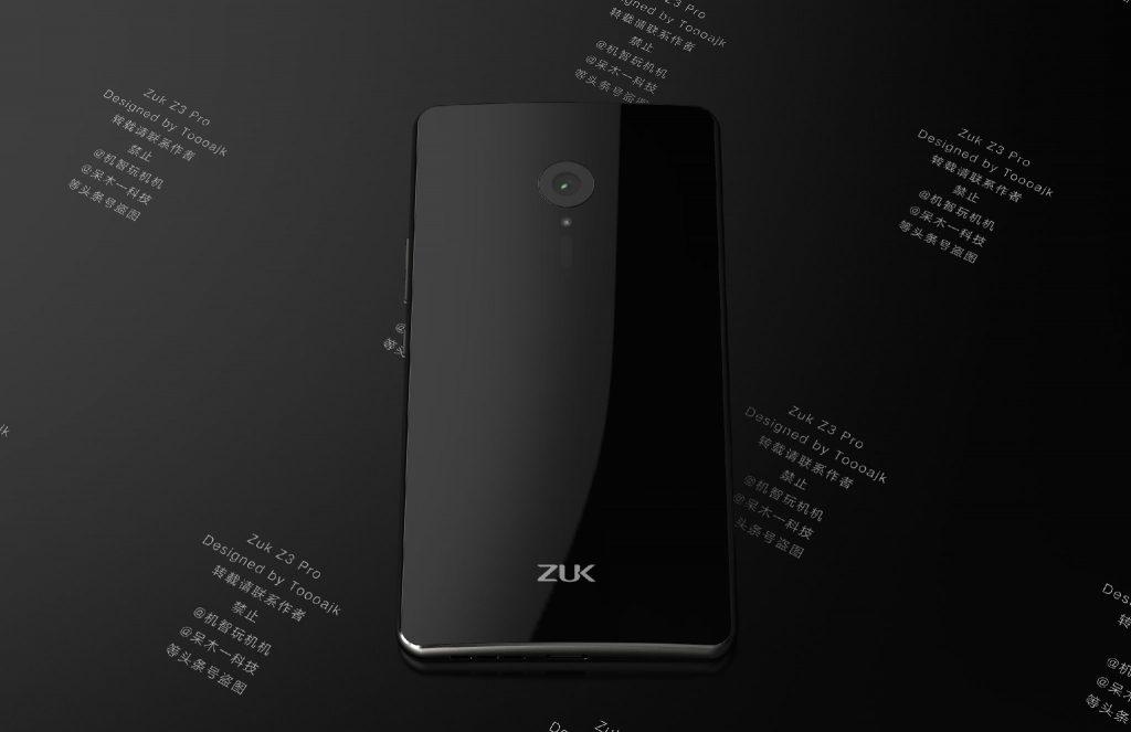 ZUK Z3 Pro