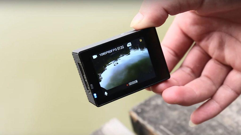 akčná kamera