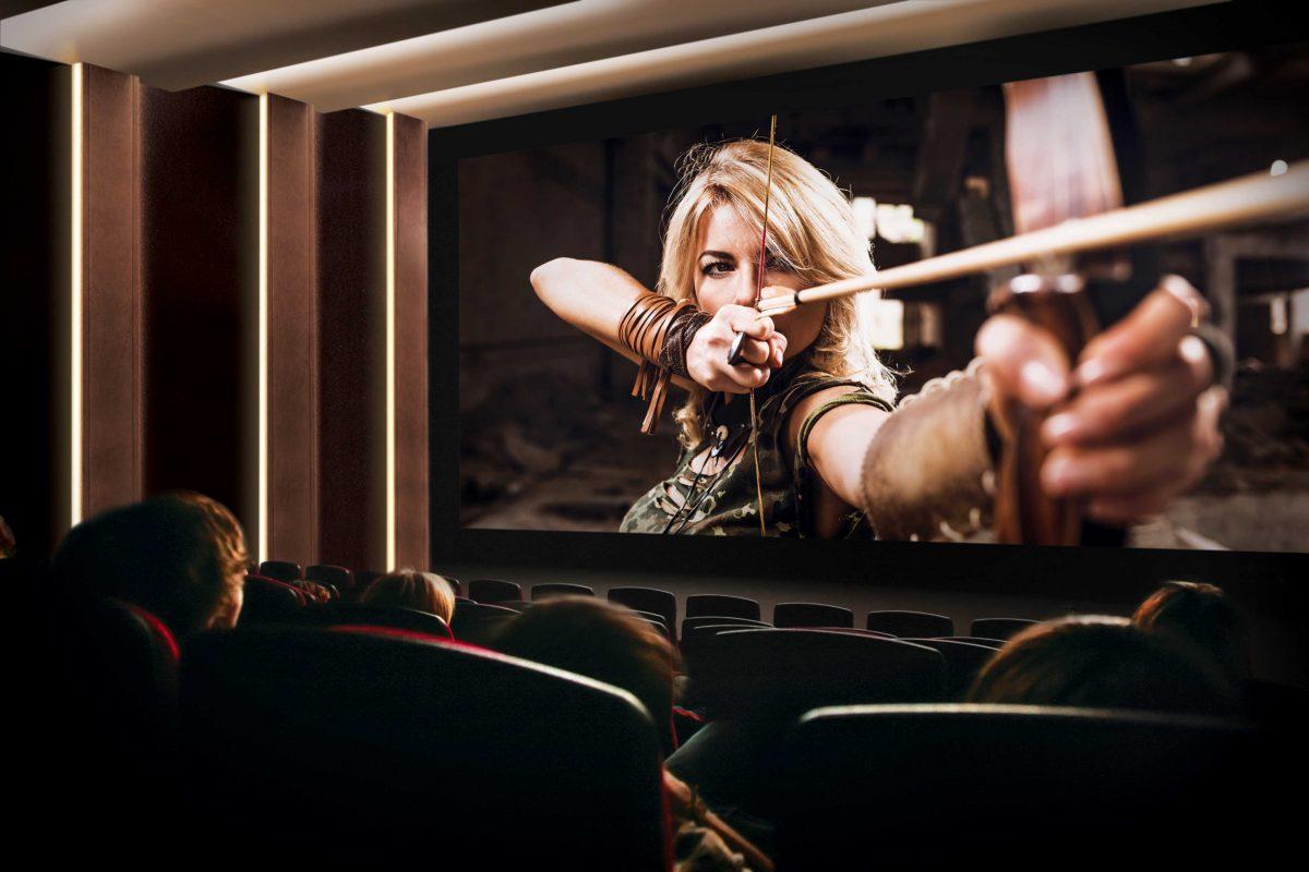 Samsung Cinema LED Screen