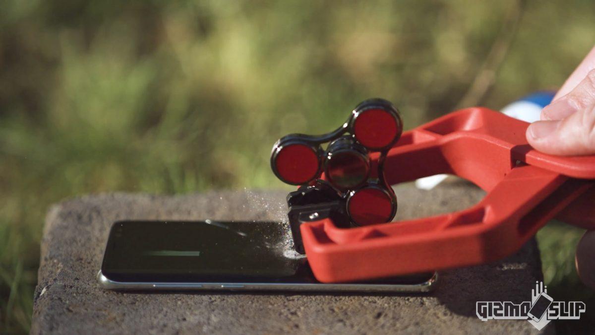 Galaxy S8 durability test
