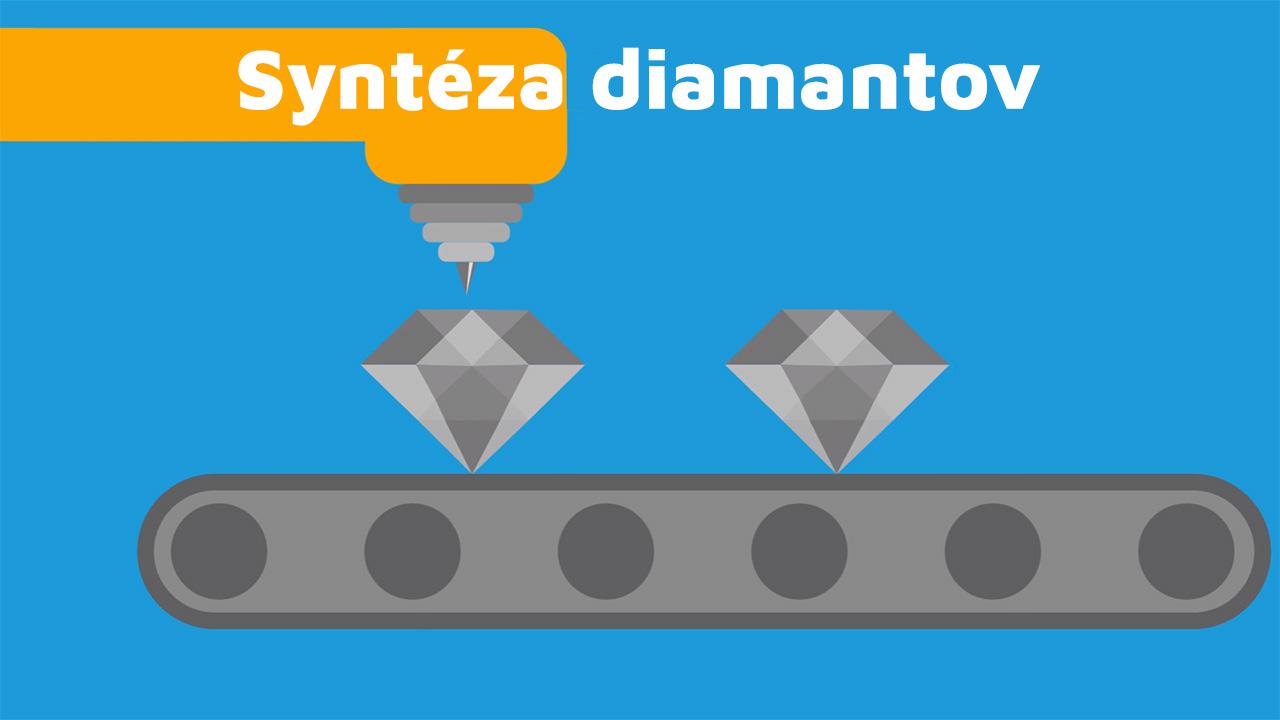 diamantové batérie
