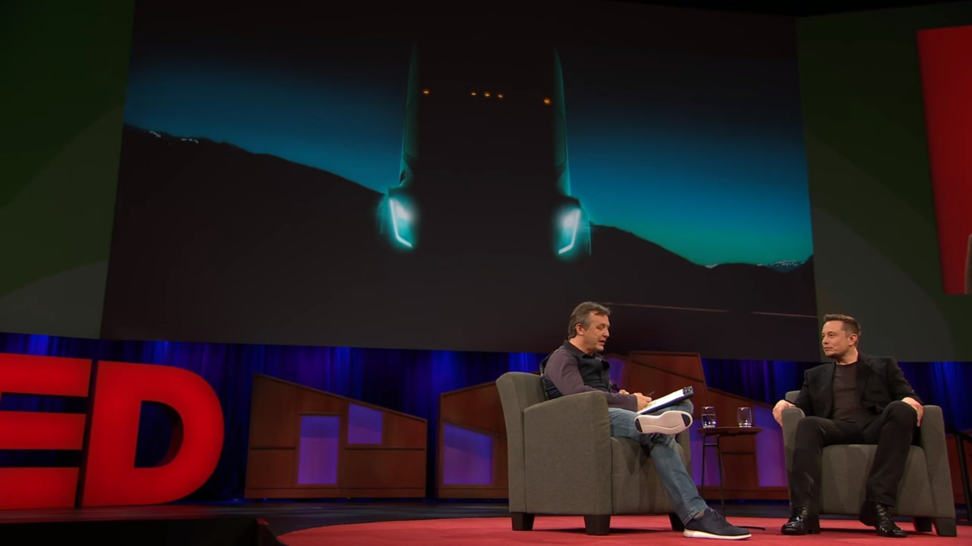 Elon Musk TED Conference