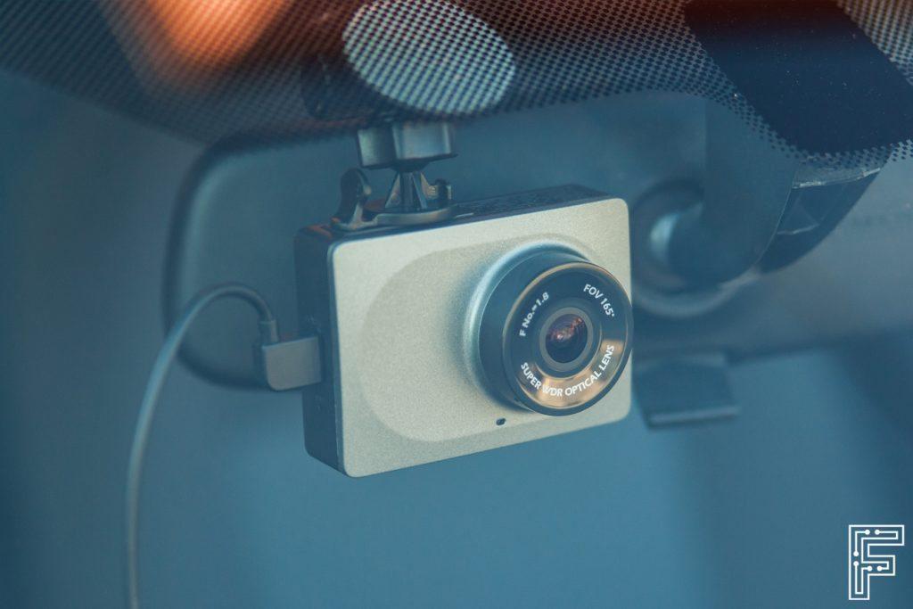 Xiaomi Yi kamera do auta