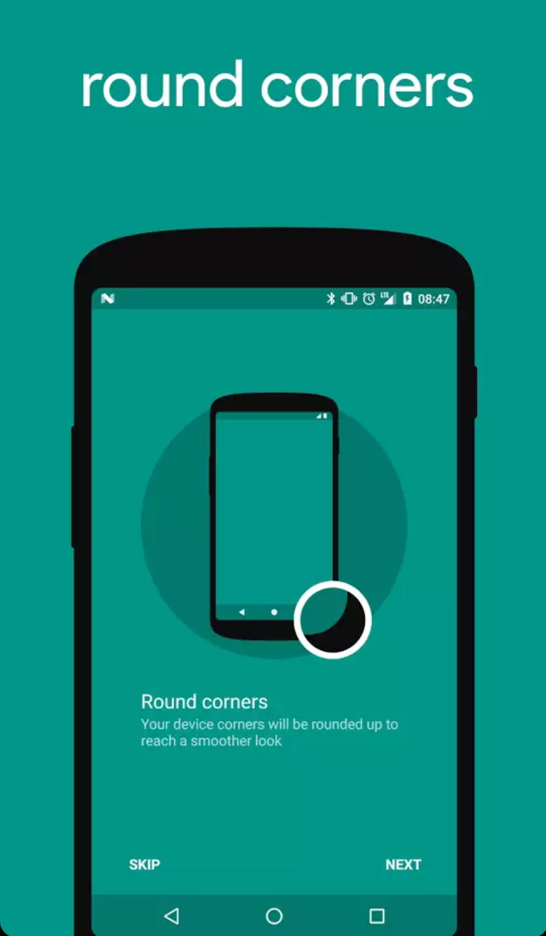 Cornerfly aplikacia