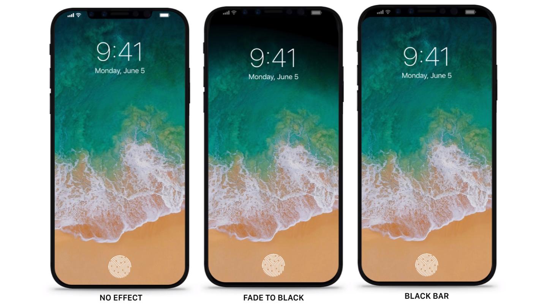 iOS 11 v iPhone 8