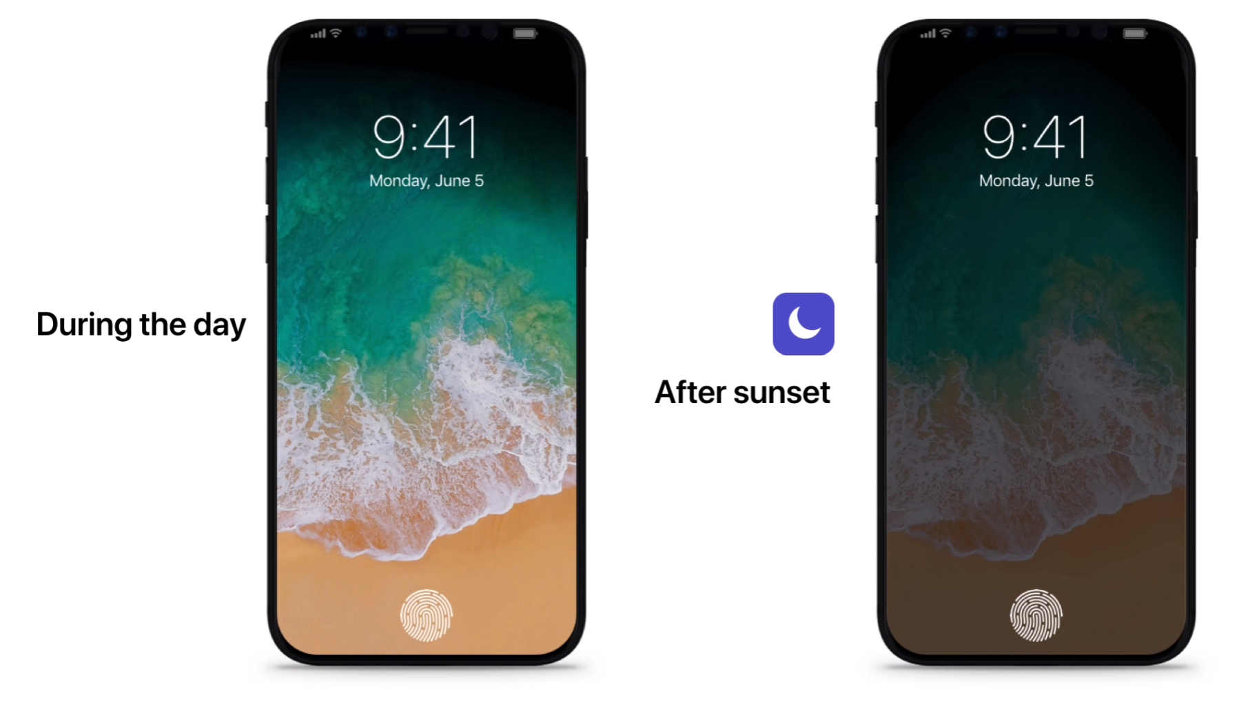 iOS 11 v iPhone 8